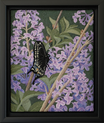 Spring Nectar by Tracey Lawko